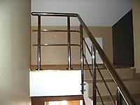 Перильное ограждение лестницы