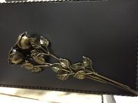 Букет кованых роз на столик